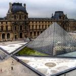 """grey day at the lourve2"" by KathrynPostulka"