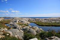 Coastline-Peggy's Cove, Nova Scotia