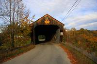 Covered Bridge-Windsor County, Vermont
