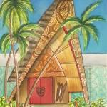 """""""Tiki Palace"""" by sophista-tiki"""