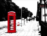 Queen Street Phone Box