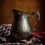 """Silver Pitcher"" by carolyngallo"