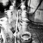 """Glass Coke Bottles"" by Popophoto"