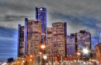 GM Renaissance Center - Detroit, MI