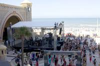Concert on Daytona Beach Florida