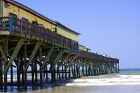 The pier at Daytona Beach Florida