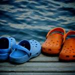"""""""Croc Infested Waters"""" by lynnharmstrong"""