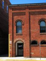 Burlington, North Carolina - Arches and Alley