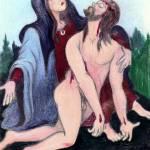 """Pieta"" by woodmaster"