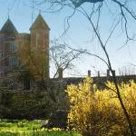 """""""Sissinghurst Castle in the Spring"""" by andy-coleman"""