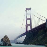 Golden Gate Bridge Art Prints & Posters by atta