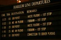 Grand Central Schedule