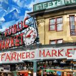 """Pike Place Market"" by ScovoPhoto"