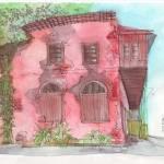 """""""rumah merah"""" by sihanani"""