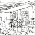 """""""cafe batavia 2"""" by sihanani"""