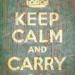 """Keep Calm and Carry On"" by libertymaniacs"
