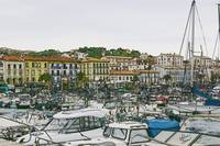 Port Vendres, France.