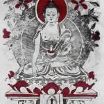 """Gautam Buddha"" by Himalayafan"