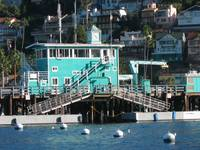 Avalon Pier, Catalina Island, Ca