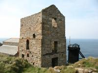 An Old Cornish Tin Mine (5919)