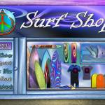 """Surf Shop"" by ArtPrints"
