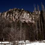 """Sedona Arizona By Moonlight (HDR)"" by LBrummPhotography"