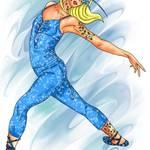 """""""Ballerina"""" by artinthegarage"""