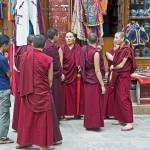 """A gathering of Tibetan monks"" by ChristopherByrd"