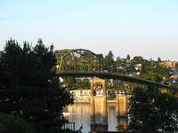 The Manette Bridge