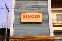 Singer The Brand that changed Asia