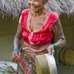 """The tatooed lady, Tharu  tribal village, Nepal"" by ChristopherByrd"