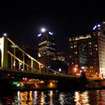 """moon resting on UPMC"" by ShanaMarie"
