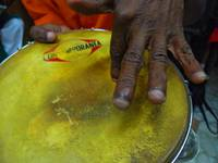 Master Percussionist (Paulinho And The Pandeiro)