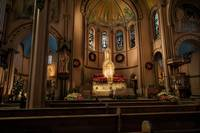 Altar, Church of the Immaculate Conception Yonkers
