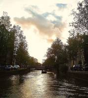 Amsterdam Canal, '09