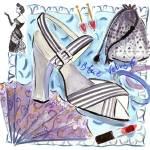 """""""blue velvet"""" by faridazaman"""