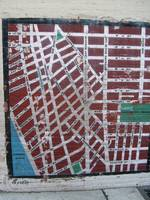 Map of Greenwich Village