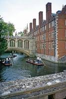 16John's, the Bridge of Sighs