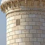 """Minaret detail of the Taj Mahal (HDR)"" by ChristopherByrd"