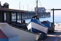 Newport Dory Fishing Boats, Newport Beach, Ca