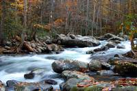 Autumn Mountian creek 1