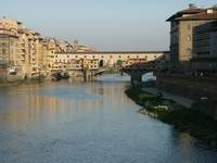 The Ponte Vecchio, Firenze, Italy