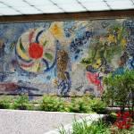 """Chicago. Marc Chagall"" by marina_karsten"