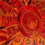 """""""Aztec Sun"""" by USAprideBYjoyce"""