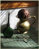 Objects In Afternoon Light