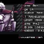 """""""benn"""" by dynastee"""
