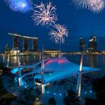 """Singapore - Fireworks"" by hockhow"