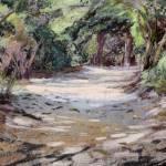 """Shady Path"" by margaretlarlham"