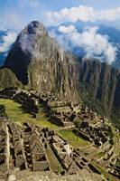 Machu Picchu Morning