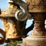 """Villa Balbianello Vases"" by paulwnashphotography"